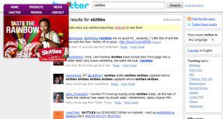 Skittleshomepage