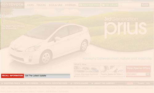 Toyotarecallrealestate