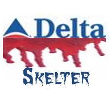 Deltaskelter
