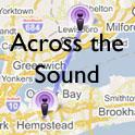 Across the sound