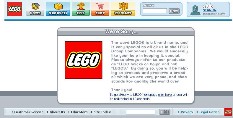 Legoslas