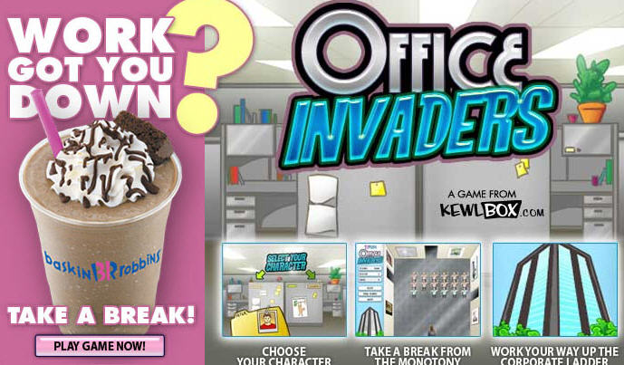Officeinvaders